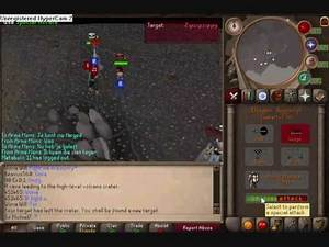 RuneScape - Sir Michiel7 - 1 Item Ownage in High Lvl BH Vid #1!