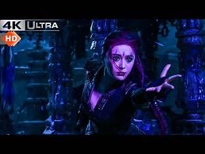 X-Men: Days of Future Past 2014 | X-Men vs Sentinels Final Battle Scene 4k