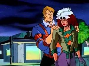 X-Men The Animated Series - ROGUE IN LOVE