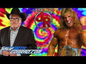 Jim Ross shoots on The Ultimate Warrior's 1990 World title run