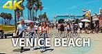 LOS ANGELES - Venice Beach, Los Angeles, California, USA, Travel, 4K UHD