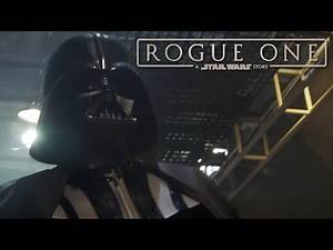 Rogue One A Star Wars Story Darth Vader Ending Scene (SPOILERS) In-Depth Analysis