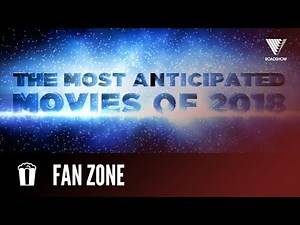 COMING SOON   The biggest movies coming in 2018