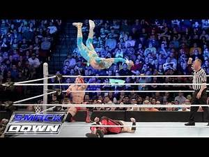 Neville & The Lucha Dragons vs. Stardust & The Ascension: SmackDown, February 11, 2016
