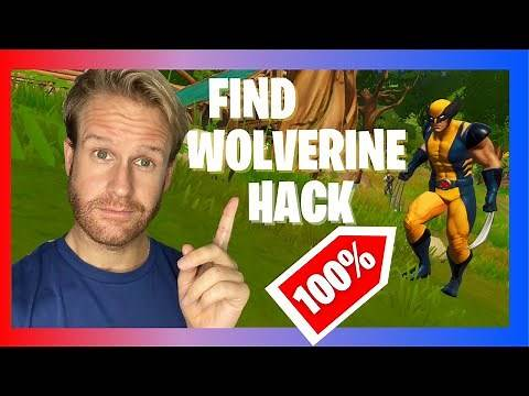 [Easy Hack] How To Find Wolverine Boss In Fortnite 👉 How To Unlock Wolverine Skin