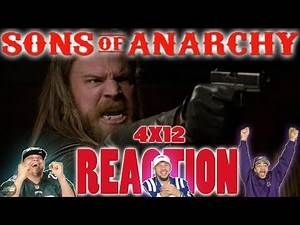 """SONS OF ANARCHY SEASON 4 EPISODE 12 REACTION """"BURNT AND PURGED AWAY"""""""