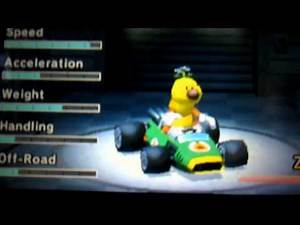 How to unlock all characters in Mario kart 7