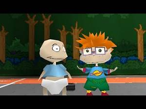 First 30 Minutes: Rugrats: Search for Reptar [PS1]