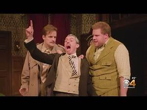 'The Play That Goes Wrong' At The Buell Theatre