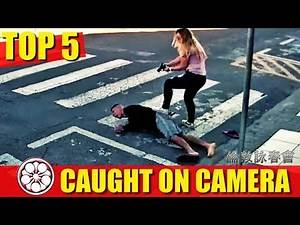 5 TOP Acts of Bravery | AMAZING Life Saving INTERVENTIONS [Real Life Heroes]