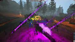 Ark Survival Evolved - Ragnarok Element farming