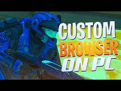 Halo PC Custom Game Browser is Here!!