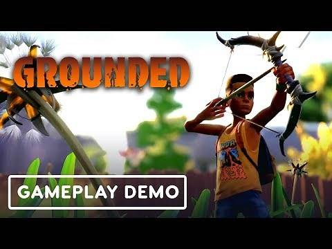 44 Minutes of Grounded Single-Player Gameplay (With Commentary)