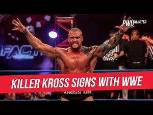 BREAKING NEWS: WWE Officially Signs Killer Kross