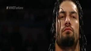 Roman Reigns vs. Braun Strowman Full Match - WWE Fastlane 2017