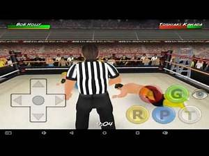Top 5 Banned Finishers in WWE (Wrestling Revolution 3D)