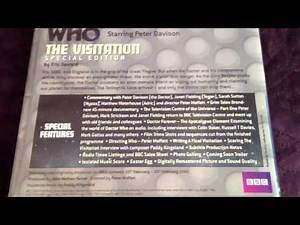 Doctor Who DVD Review 3 The Visitation- Special Edition