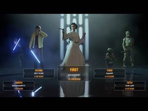 Battlefront 2   Awesome Leia Match   Heroes Vs Villains