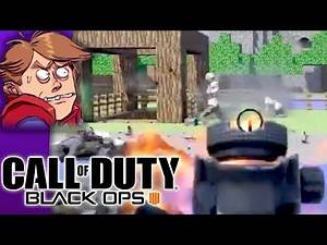 [Criken] Call of Duty Black Ops 4 : Man these new CoD Zombies maps sure are crazy