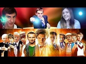 Doctor Who - Explained in 4 Minutes