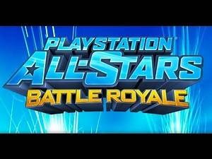 Playstation All-Stars Battle Royale (Arcade-Sweet Tooth) [2/2]