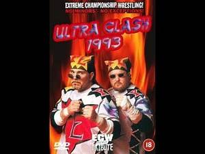Extreme Retro Review #26: 09/18/93 ECW Presents... UltraClash '93!!!