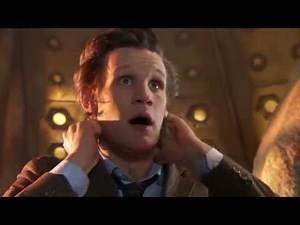 Doctor Who - Tenth Doctor's Regeneration (Backwards) HD