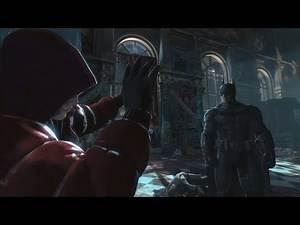 Batman Arkham Origins Anarky Boss Fight / Side - Mission [HD]