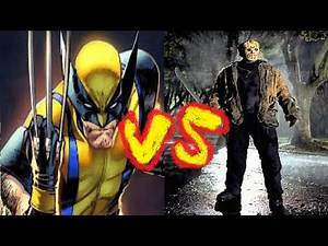 Wolverine vs Jason? Who Would Win?