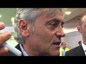 Baldini dopo Roma-Lazio 0-1 finale di Coppa Italia 26/05/20