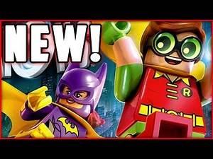NEW! LEGO Dimensions Lego Batman Movie Announced! New Wave!