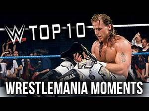 WWE Top 10 Greatest WrestleMania Moments