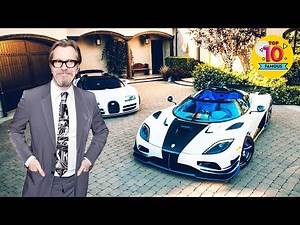 The Rich Lifestyle of Gary Oldman 2020