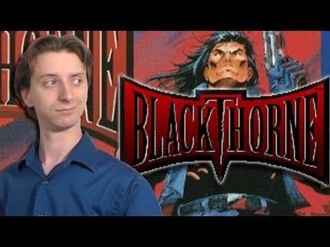 Blackthorne - ProJared