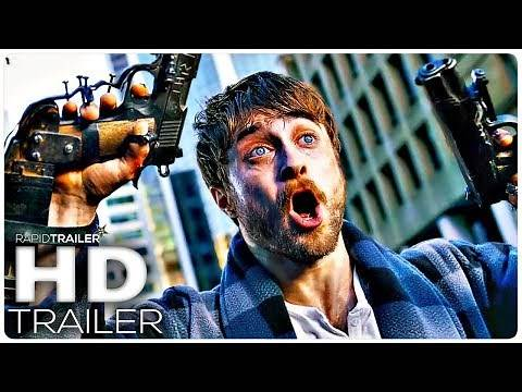 GUNS AKIMBO Official Trailer #2 (2020) Daniel Radcliffe, Samara Weaving Movie HD