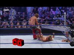 Chris Jericho vs Shawn Michaels No Mercy 2008 Highlights