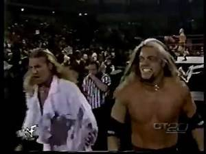 The Brood vs. Droz and Albert (06 26 1999 WWF Shotgun Saturday Night)