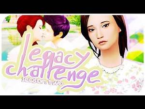 THE BIG DAY!   The Sims 4: Legacy Challenge #2 (Part 4)