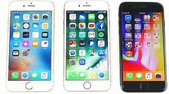 iPhone 6S vs iPhone 7 vs iPhone 8 Revisited!