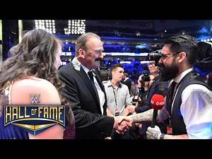 """Jake """"The Snake"""" gives his thoughts on the 2016 WWE Hall of Fame class: April 2, 2016"""