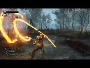 The Witcher 3   Brutal Mods   PARTICLE INSANITY