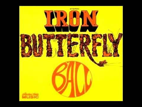 Iron Butterfly - Lonely Boy off Ball