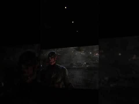 Avengers Endgame Opening Night - (Avengers Assemble Theatre Reaction)