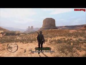 Red Dead Redemption - Stranger Mission #10 - Poppycock [Hardcore]