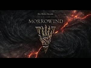 Elder Scrolls Online Morrowind New Character Tutorial Game Play