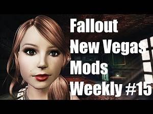 Fallout New Vegas Mods Weekly 15 - Borderlands Buzzaxe, Weapon Stat Viewer, T6M Various Conversions