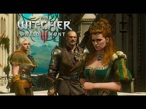 The Witcher 3 | Mods - Ciri and Companion Missions #43