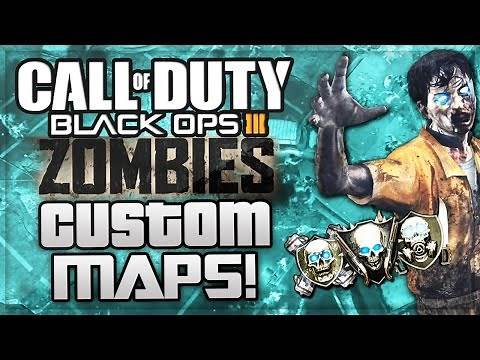 Black Ops 3 Zombies! Custom Zombies Maps, New Games & Update (Call of Duty Black Ops 3 Zombies)