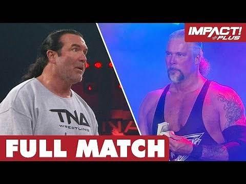 Scott Hall vs Kevin Nash: FULL MATCH (TNA IMPACT! March 15, 2010) | IMPACT Wrestling Full Matches