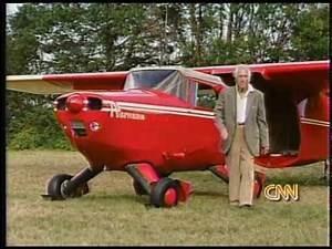 Robert Fulton Airphibian story